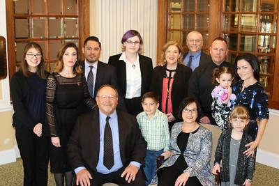 Adrian Crews Family Photos. Feb 2018