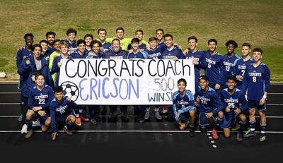 ERICSON 500 WINS