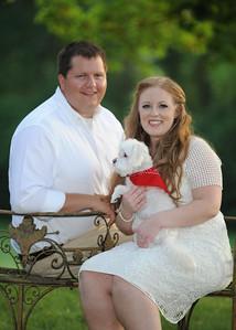 Hannah and Wesley