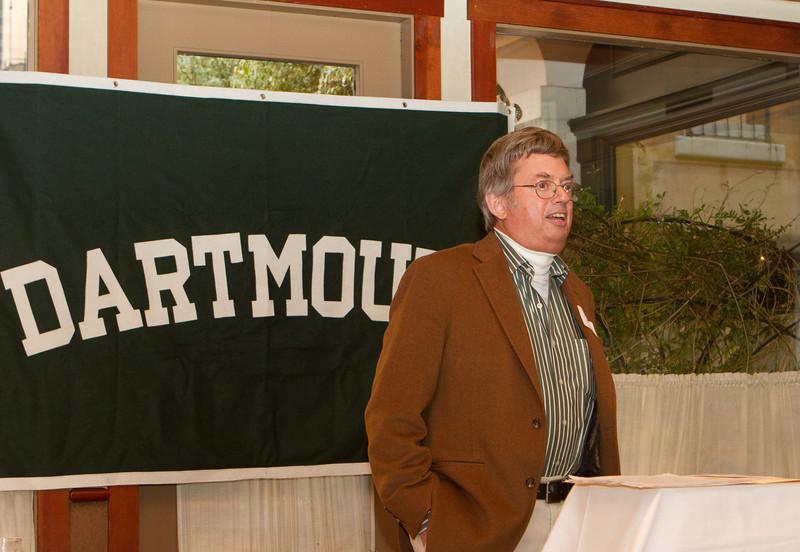 Peter Saccio, Leon D. Black Professor of Shakespearean Studies emeritus of Dartmouth College
