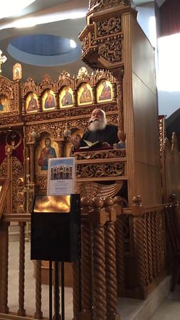 12.06.15 Sermon by Father Nektarios