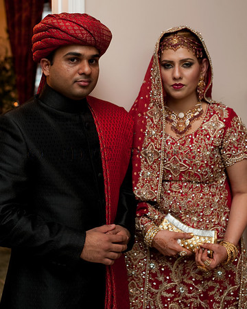Saba and Areeb Wedding