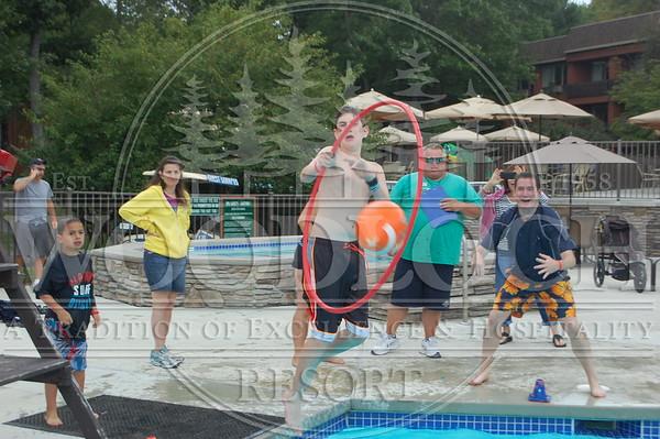 August 28 - Pool Games