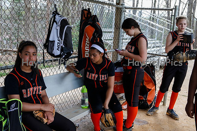 JV Softball v JEB Stuart 4/17/15