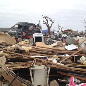 Garland,TX 2016 Tornado