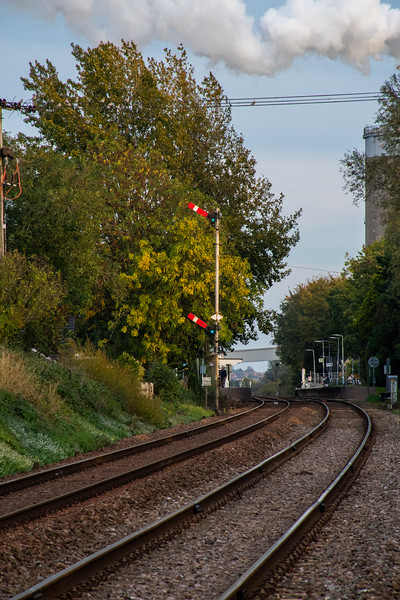 C21 Co-Acting Signal, Wherry Lines