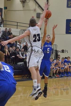 Eagle Point vs. WA Boys HS Basketball