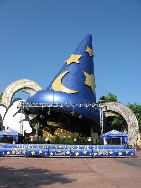 Disney World - June 2010 - Day 4