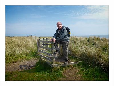 130 - Druridge Bay To Hauxley, Northumberland, UK - 2021.