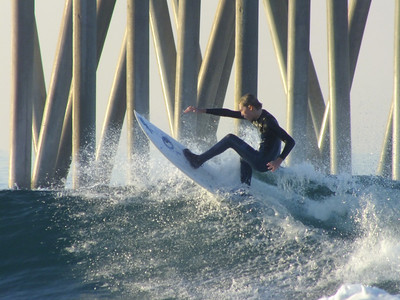10/29/20 * DAILY SURFING PHOTOS * H.B. PIER