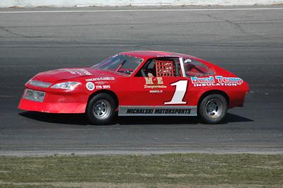 Thompson Speedway practice 3-29-2008