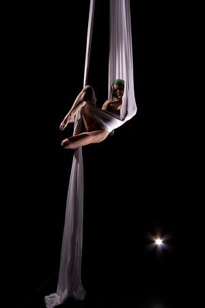 Ariel silk