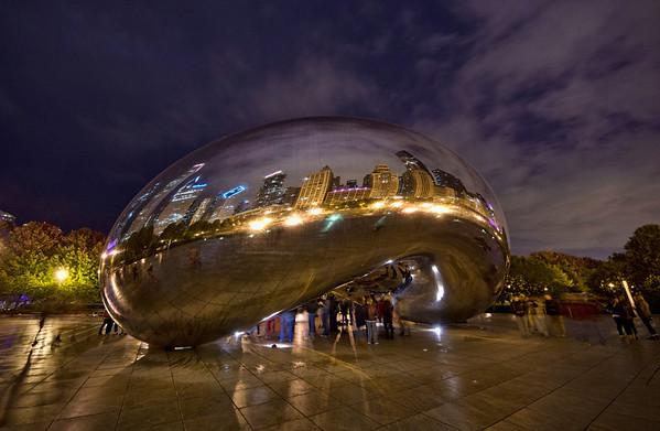 Scenes Of Chicago Illinois