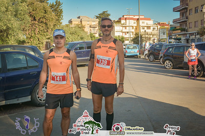 Roma Pineto Trail 2019