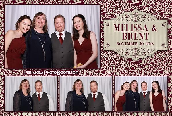 Melissa & Brent 11-30-2018