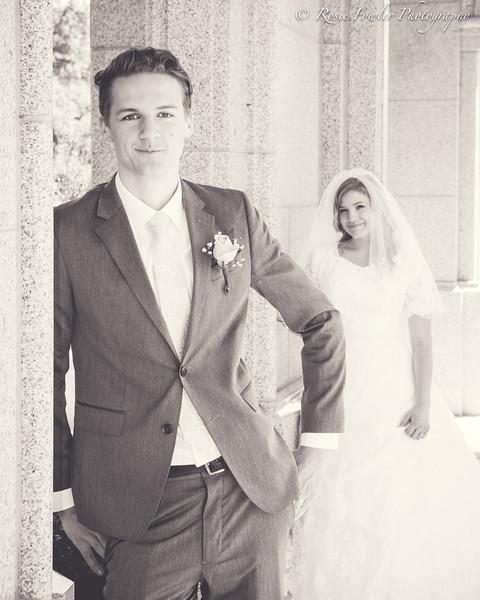Jake & Amber's Wedding