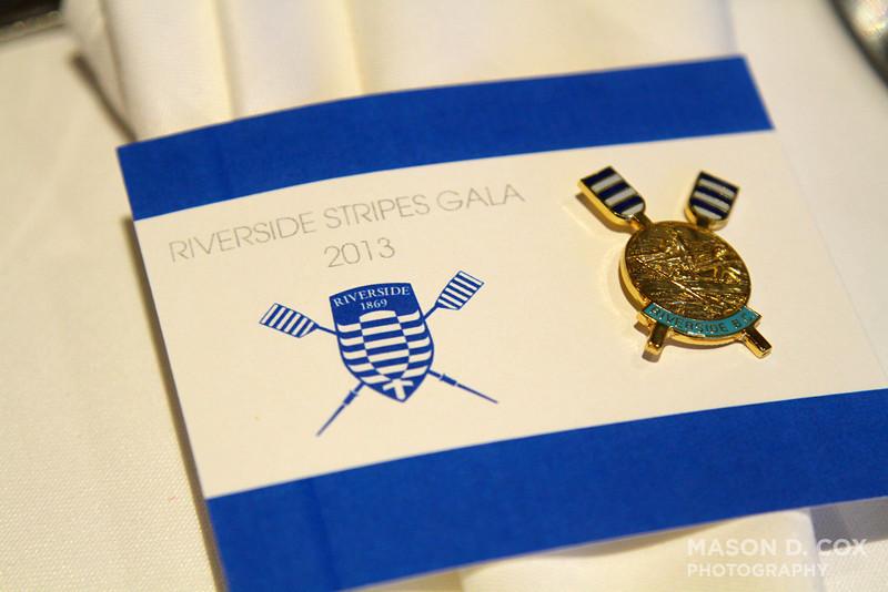 2013 Riversidside Stripes Gala