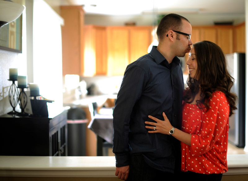 . Bryce  and Yanira Owens at their Aurora home on Friday, June 7, 2013. The couple are both from the Alamosa area but did not meet until they were living in Denver. They have been married for 6 years. (Photo By Cyrus McCrimmon/The Denver Post)
