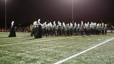 10-20-17 Mesa Band & Color Guard