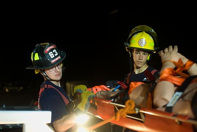 09/22 Ladder Rescue Training