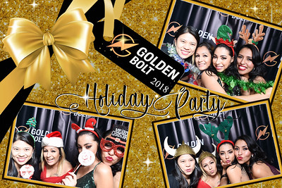 2018.12.08 - Golden Bolt Holiday Party