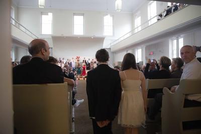 Middle School Closing Ceremony | June 5, 2015