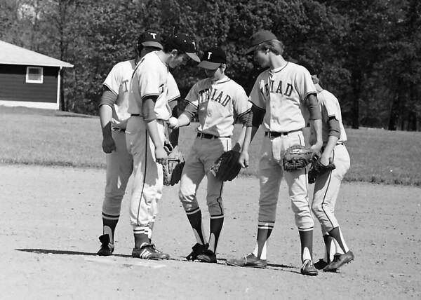 THS Baseball (1973)
