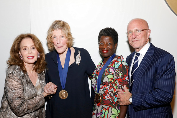 2018 Getty Medal Dinner (Press Images)