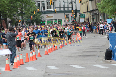 10K Other Finishers at Finish Line - 2012 Fifth Third River Bank Run