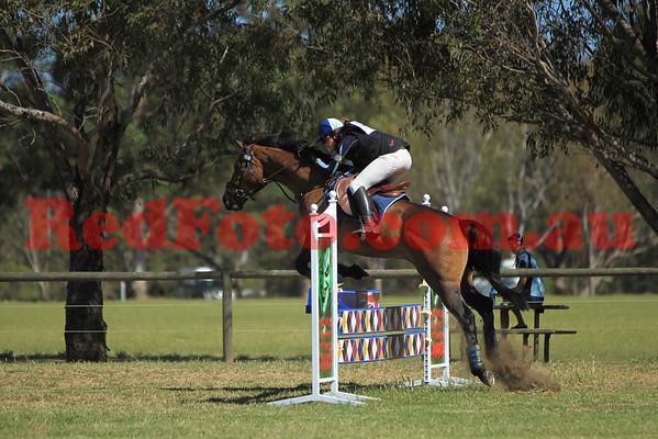 2014 11 09 Swan Valley Hunter Trials Round 1 95cm