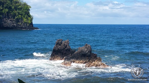 Onomea Bay, Twin Rocks