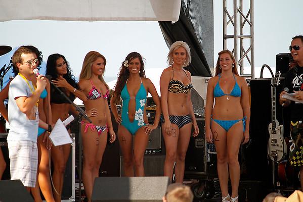 ECSC Bikini Contest 2009