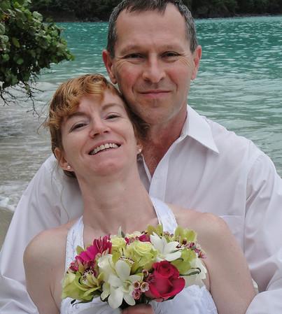 Virgin Islands Wedding 2010
