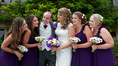 Vicci and Danny Green Wedding