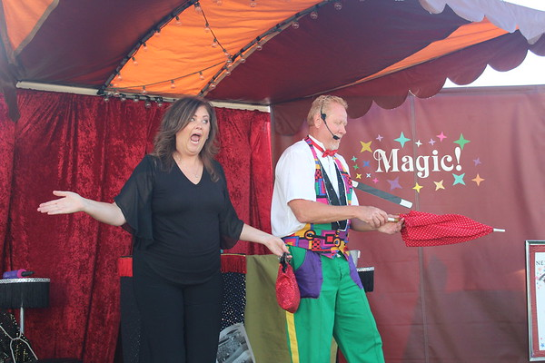 '19 B&B Magic Show