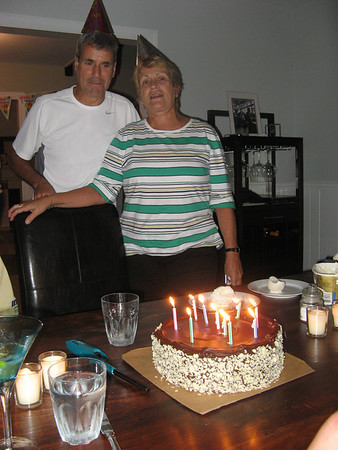 Grandma Hogue & Casey Birthday 2009