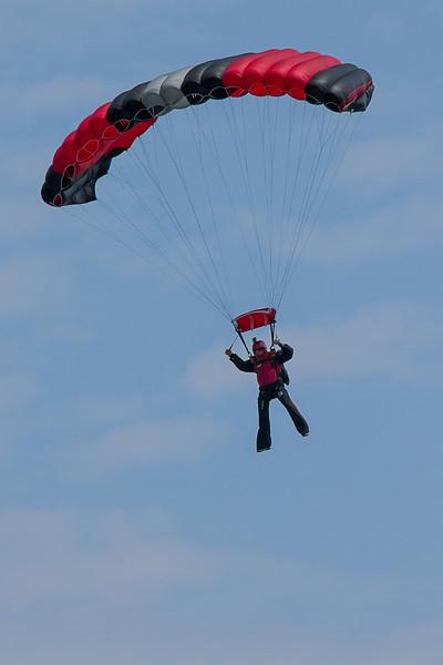 Skydiving 2016