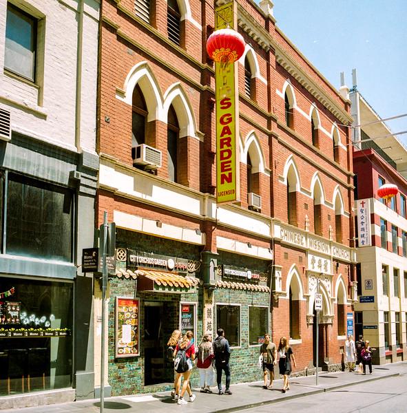Little Bourke Street