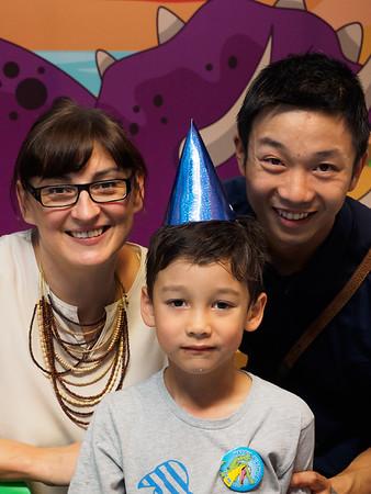 Marko's 6th Birthday at Crocs Play Centre Clayton