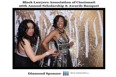 Black Lawyers Association of Cincinnati 26th Annual Scholarship