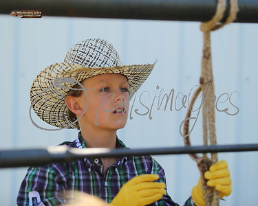 Moosomin Rodeo 2018 - Kid's Rodeo