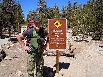 Miter Basin Backpack Trip 2010