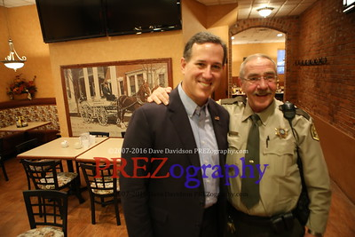 Rick Santorum Red Oak Firehouse 3-24-15