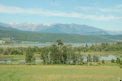 Glacier NP en Mount Revelstoke NP