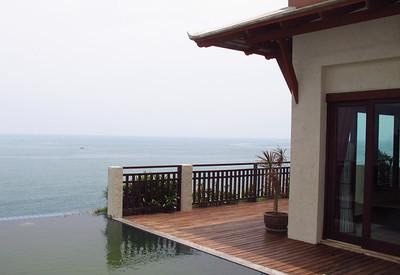 Nui Bay Cliff Top Villa