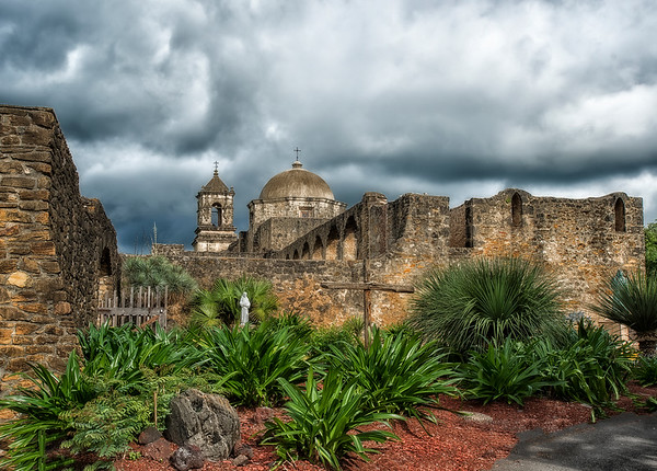 Missions of San Antonio,TX