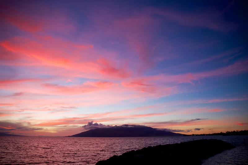 Kihei Sunset 11058