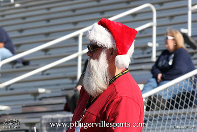 Hendrickson Hawks vs Kerrville Tivy Antlers, December 6, 2008