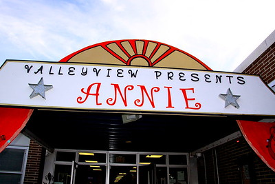 30 April 2015 - Annie Opening Night