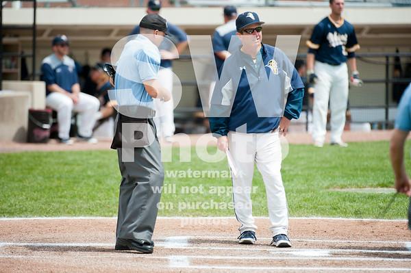 5.13.2017 - Augustana Baseball at NCC Game 1